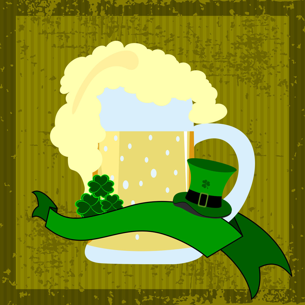 Beer Mug With Hats