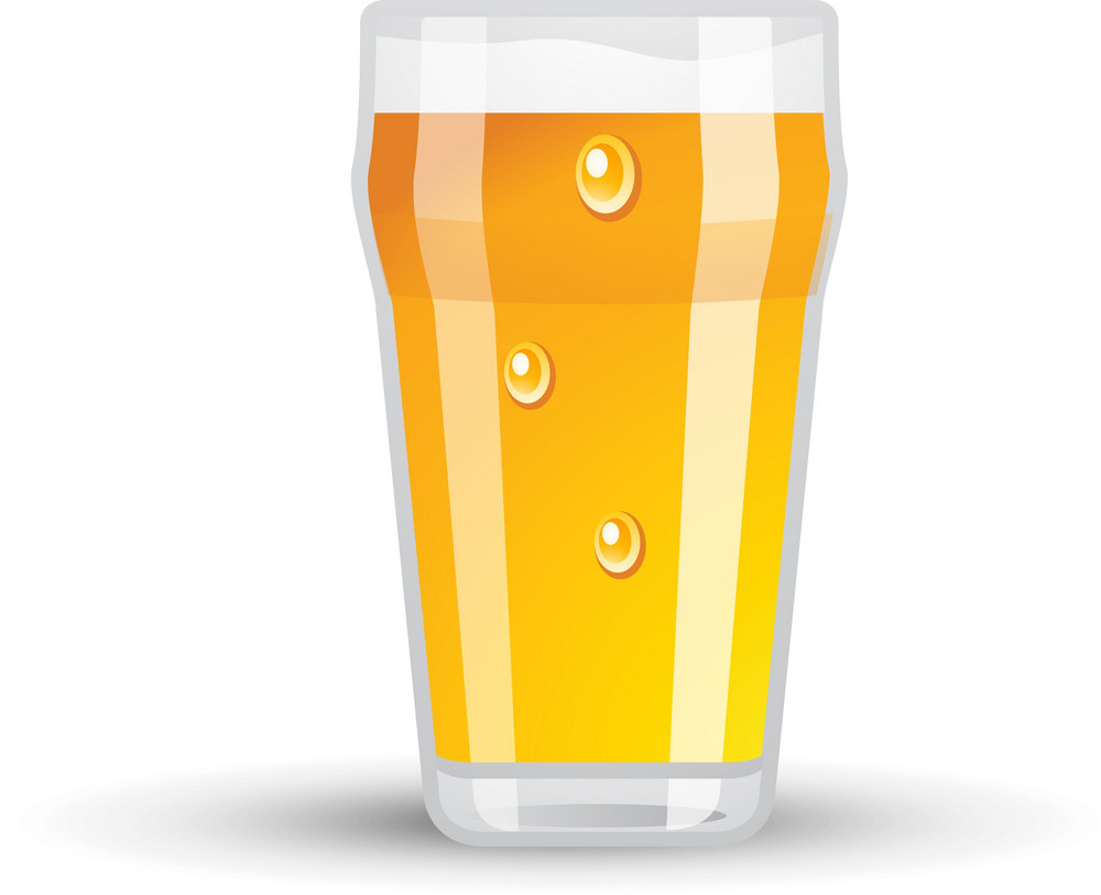 Beer Pint Glass Icon