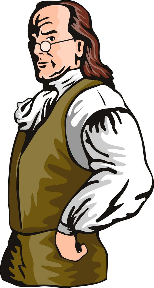 Ben Franklin Retro