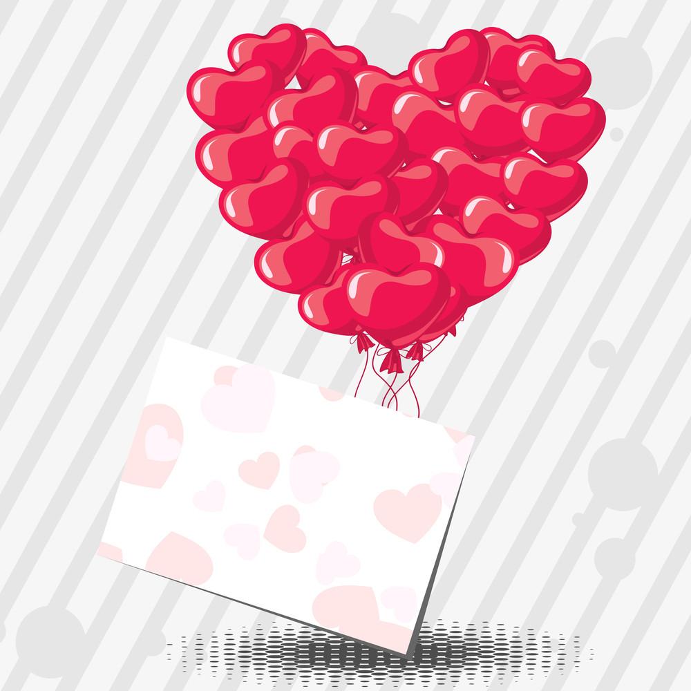 Big Balloon Heart