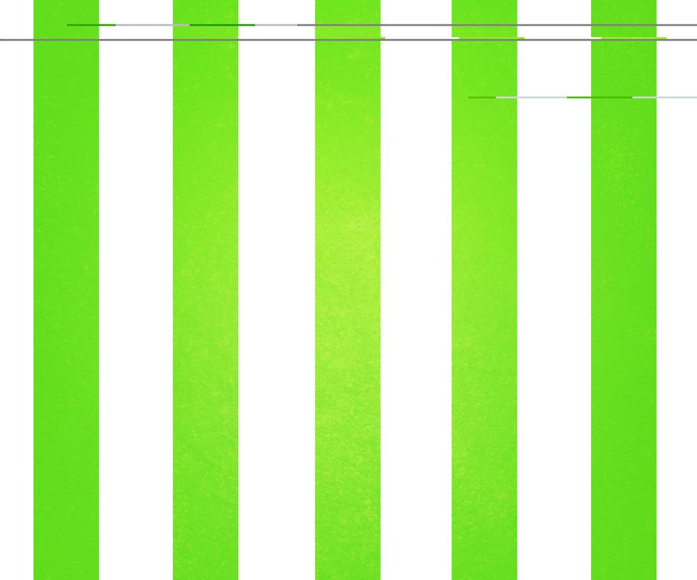 Big Green Lines Texture Background