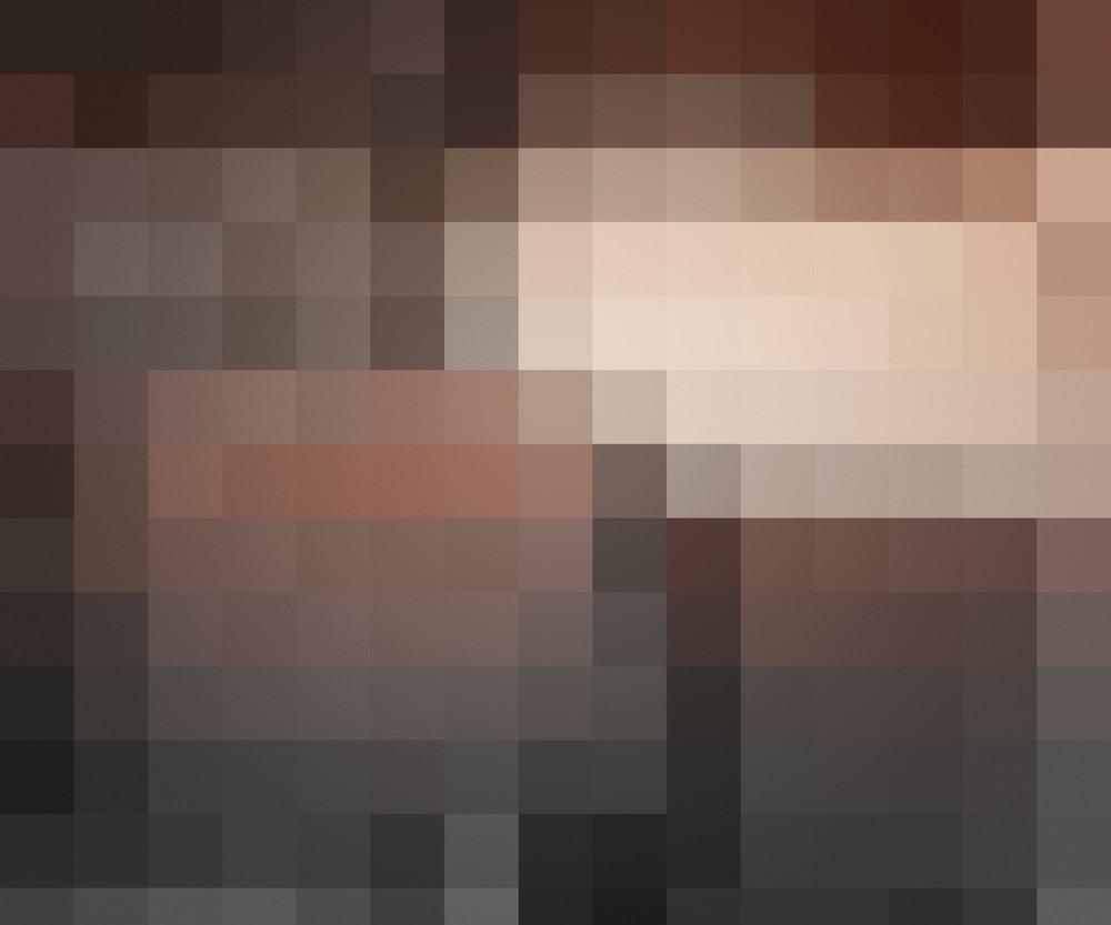 Big Pixels Background