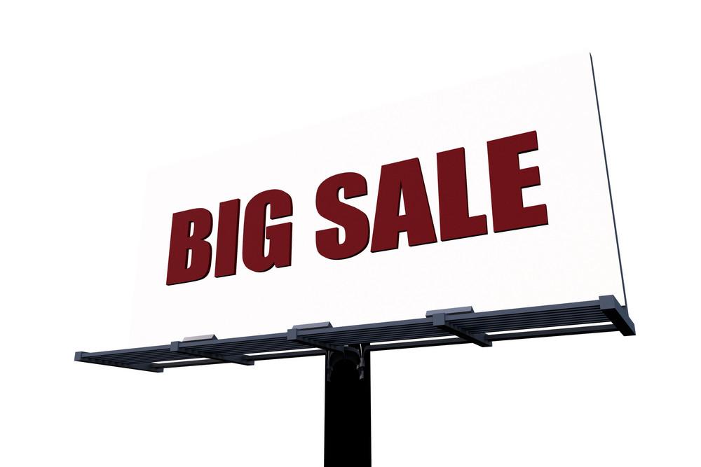 Big Sale Promotion
