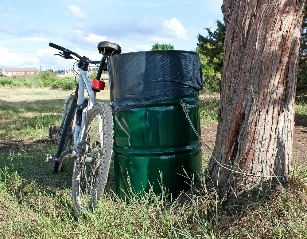 Bike And Can