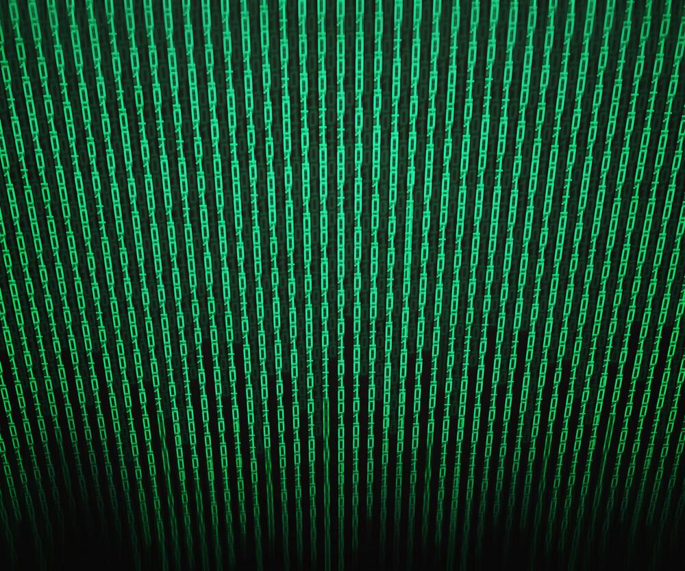 Binary Matrix Background