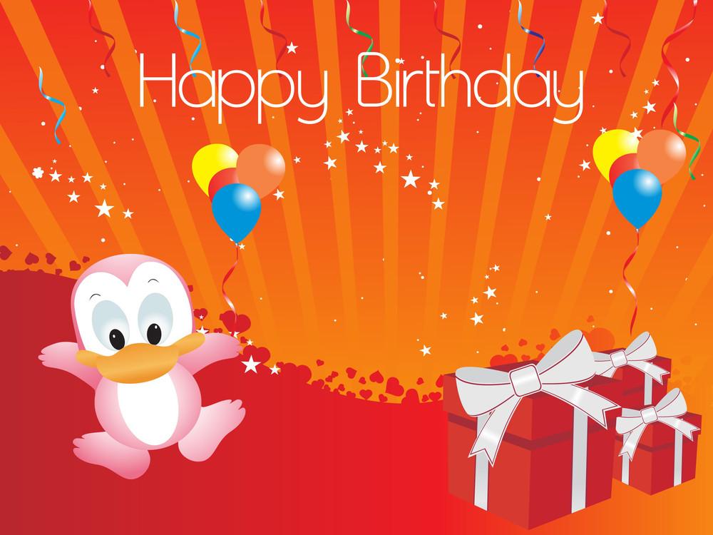 Birthday Celebration By Happy Duck