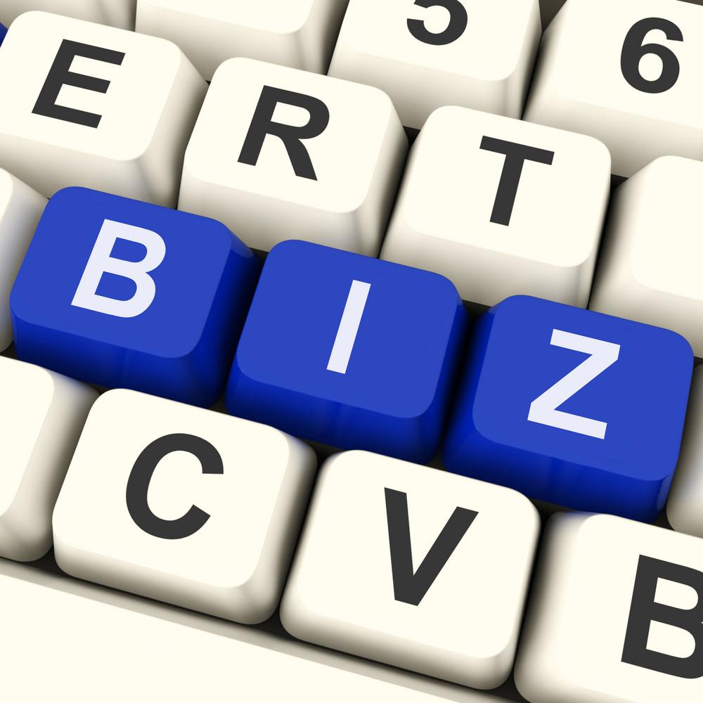 Biz Keys Show Online Or Internet Business