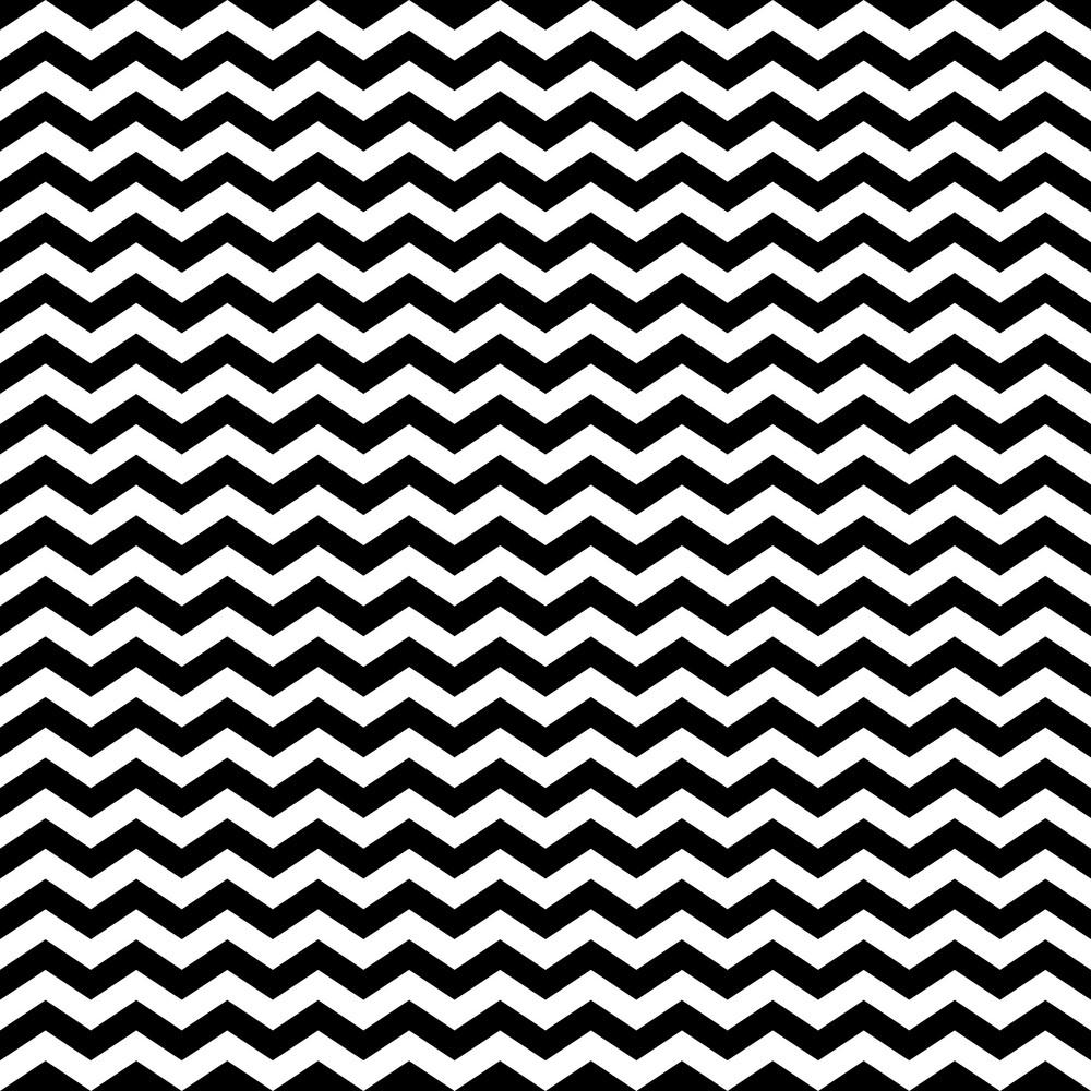 Black And White Chevron Pattern