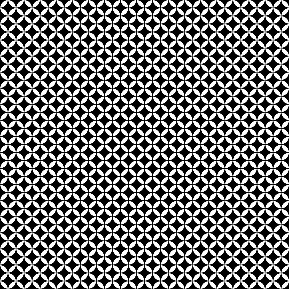 Black And White Diamond Pattern