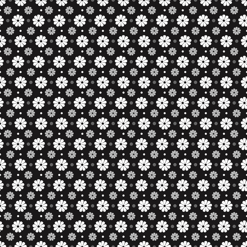 Black and white flowers pattern royalty free stock image storyblocks black and white flowers pattern mightylinksfo