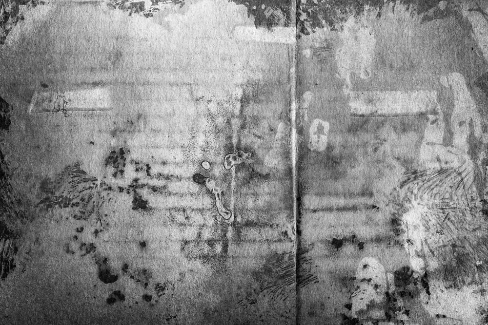 Black And White Grunge 5 Texture