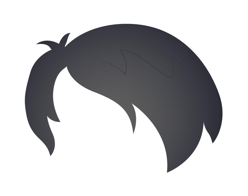 Black Cartoon Hairstyle