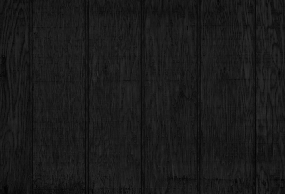 Black Dark Wooden Background