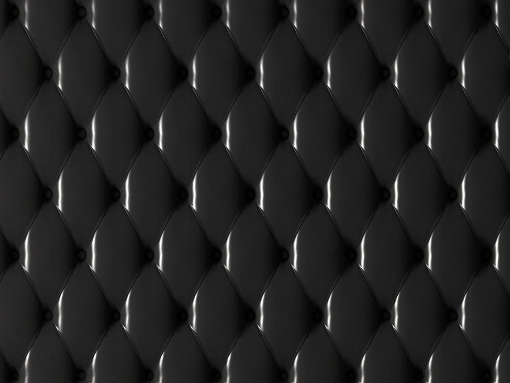 Black Leather 3d