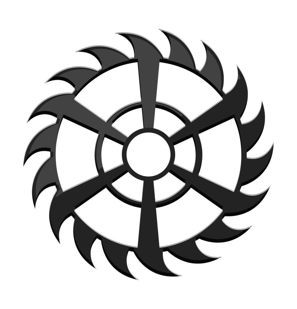 Blade Gear Wheel Design