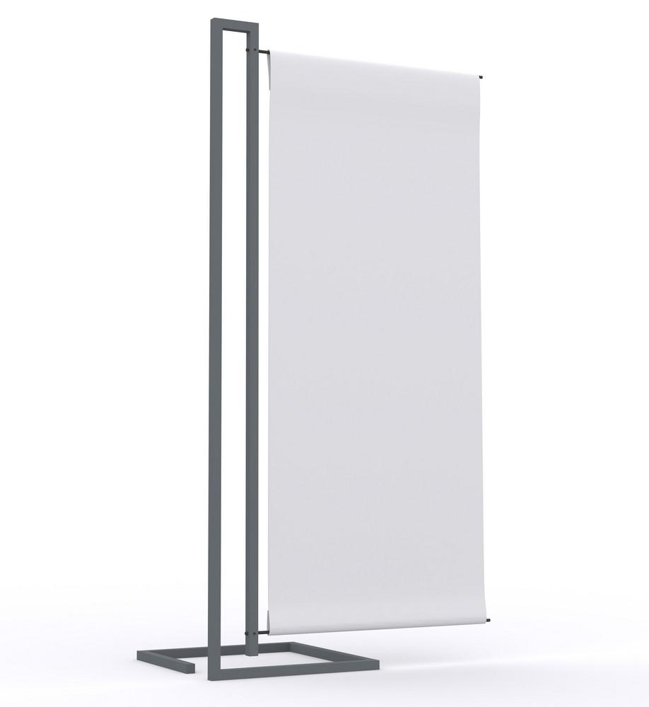 Blank Banner Display