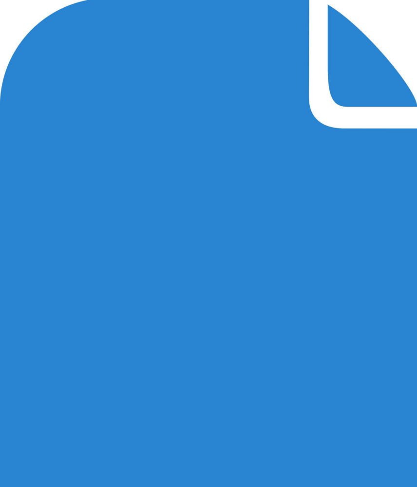 Blank Document Simplicity Icon