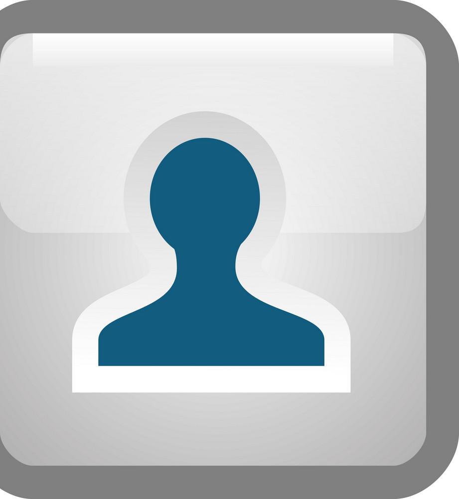 Blank Person Tiny App Icon