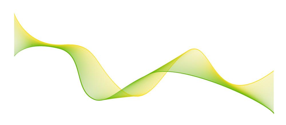 Blend Wavy Lines Vector