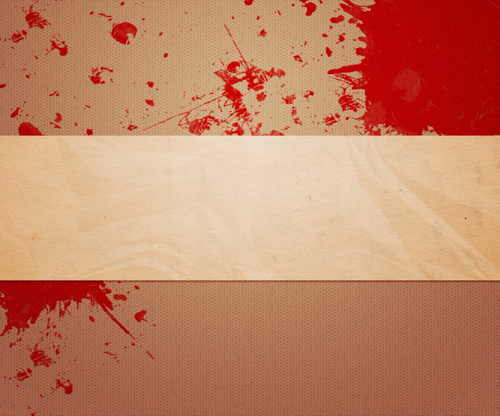 Blood On Paper