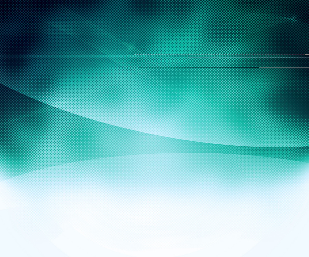 Blue Abstract Halftone Background