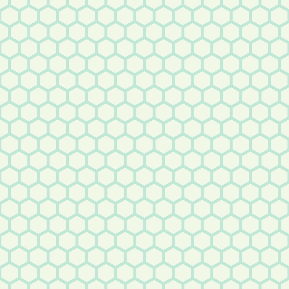 Blue And Grey Chain Link Pattern