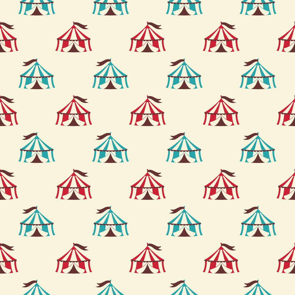 Blue And Red Circus Tent Pattern  sc 1 st  Storyblocks & Blue And Red Circus Tent Pattern Royalty-Free Stock Image ...