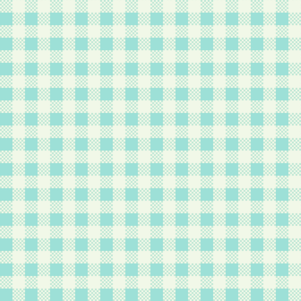 Blue And White Plaid Pattern