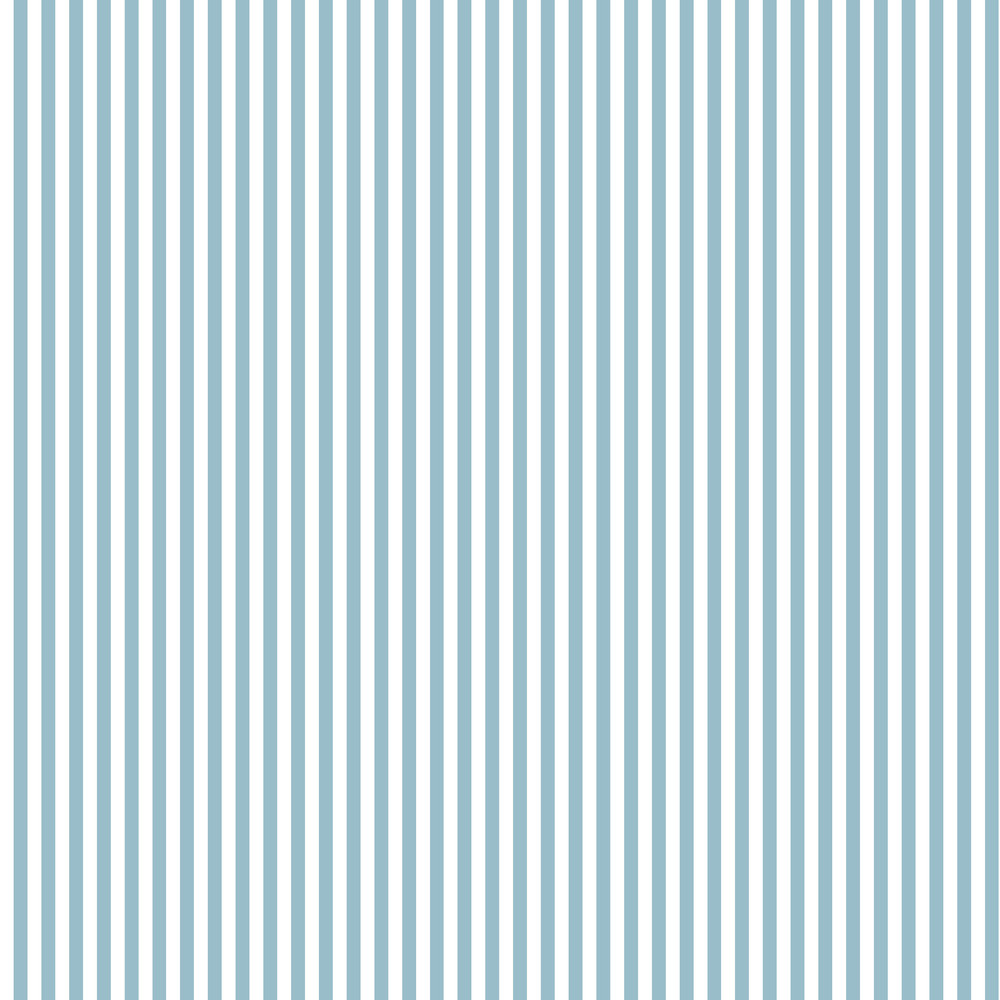 Blue And White Stripes Riverboat Pattern
