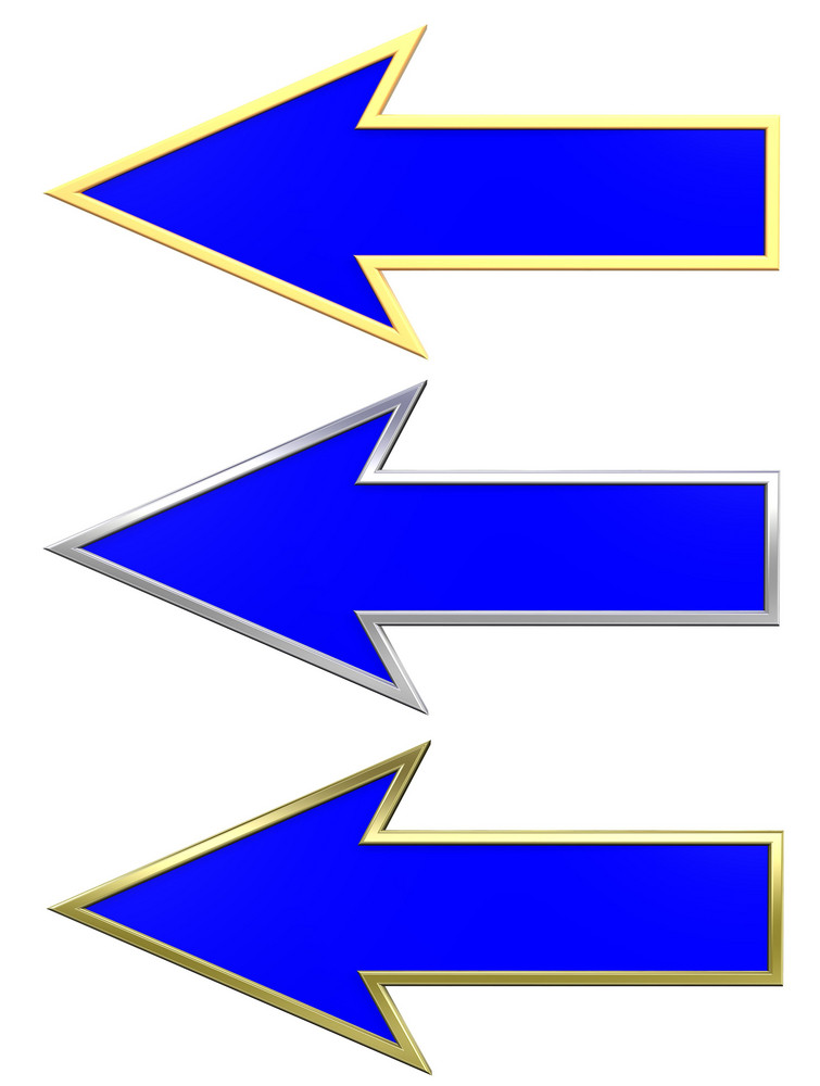 Blue Arrows.