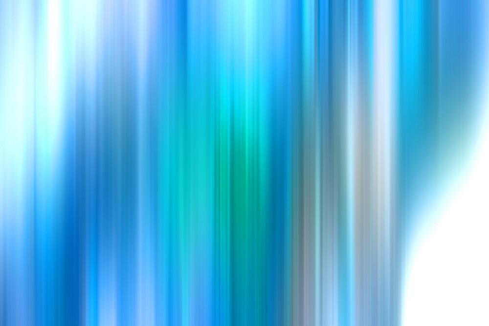 Blue Blur Effect Backdrop