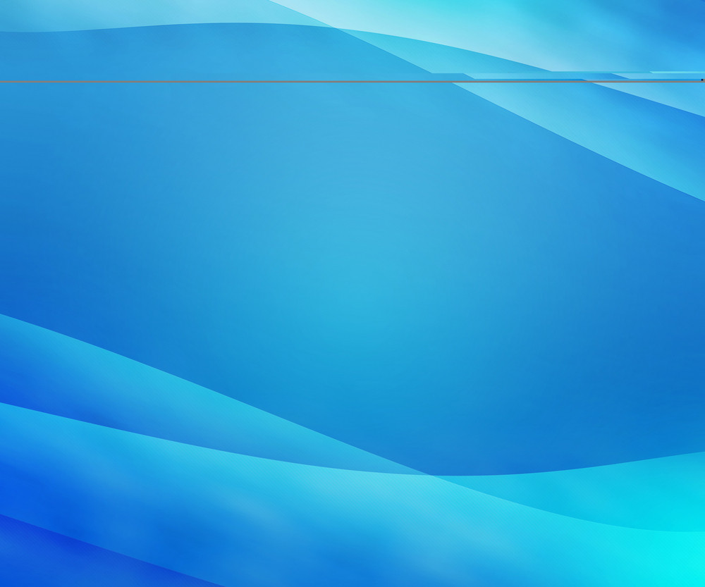 Blue Clean Abstract Background
