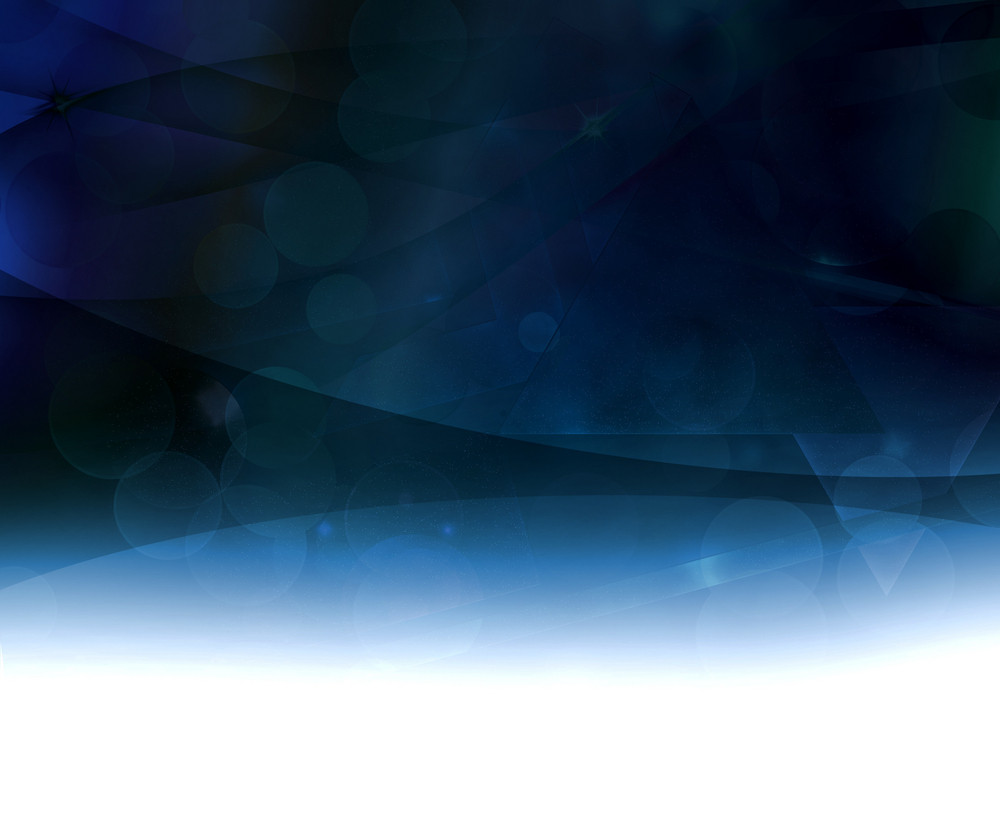 Blue Dark Abstract Background