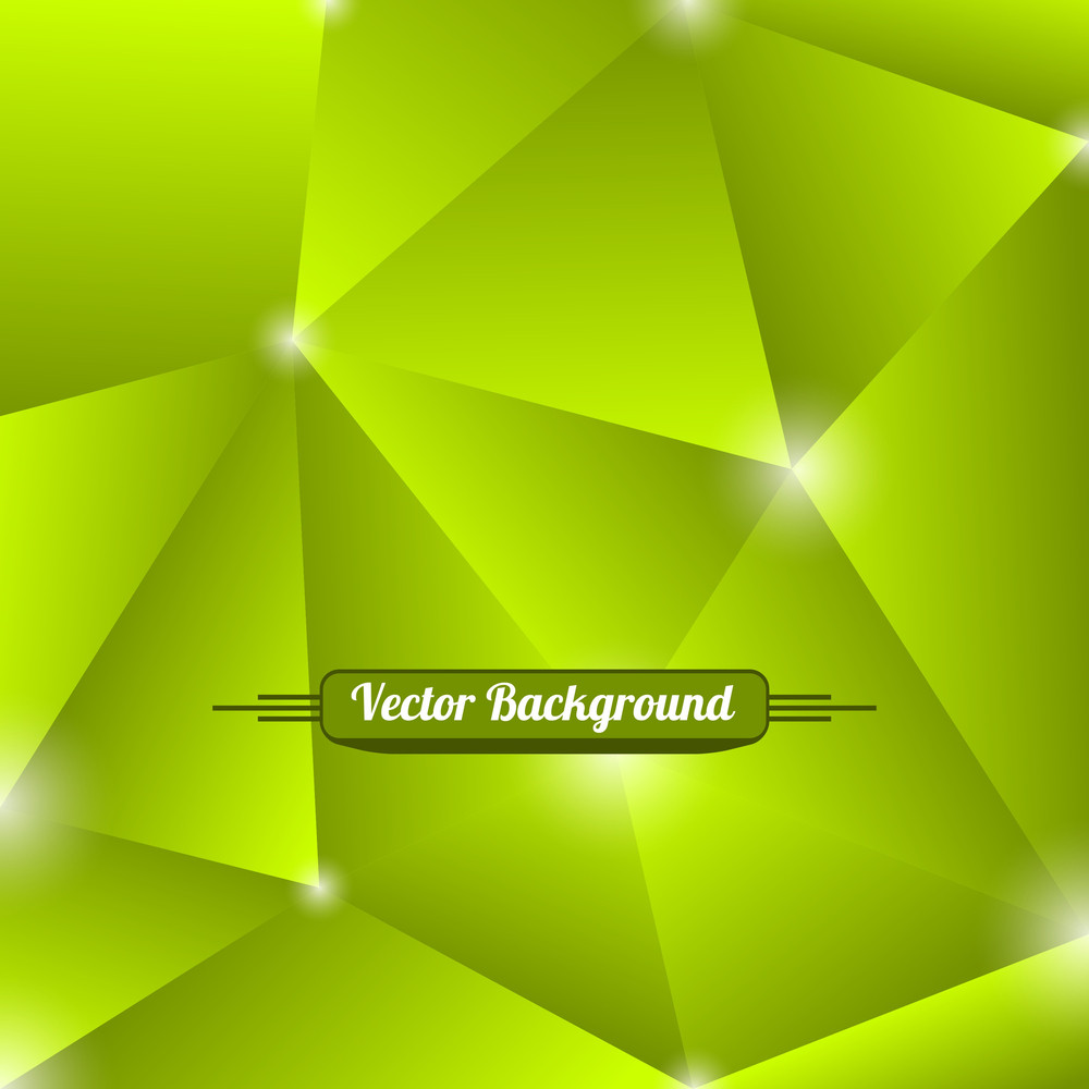 Blue Edged Vector Background.