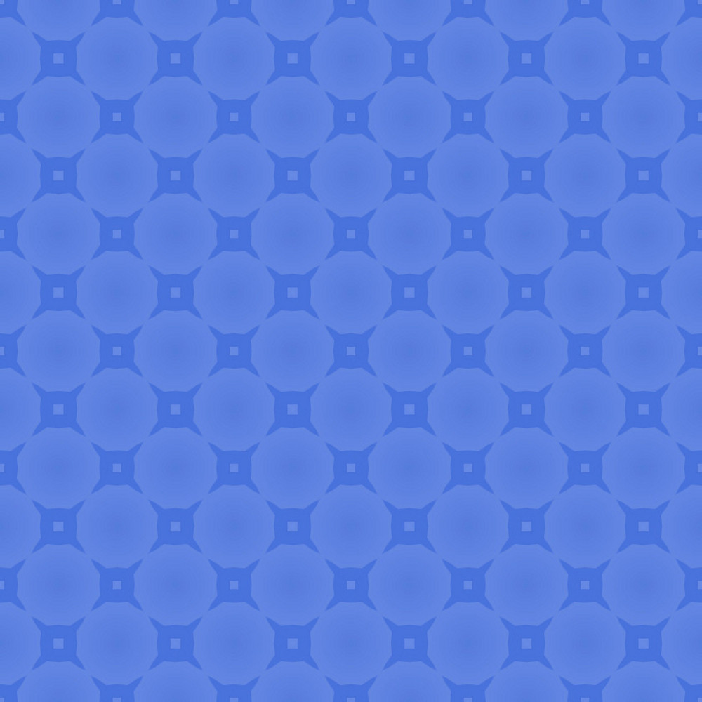 Blue Effect Pattern Design