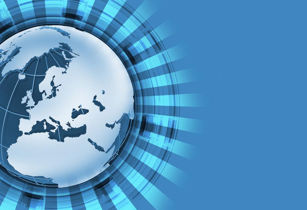 Blue Global Theme