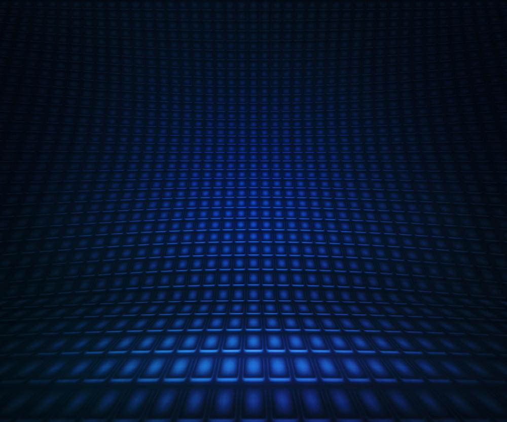 Blue Lights Stage