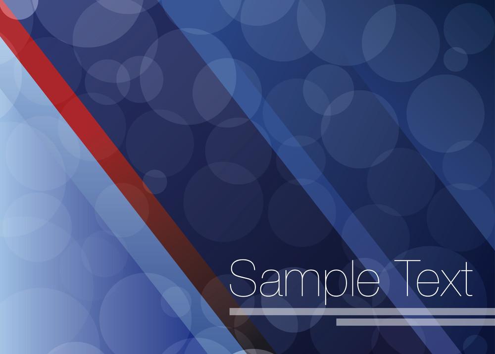 Blue Lines Background Design