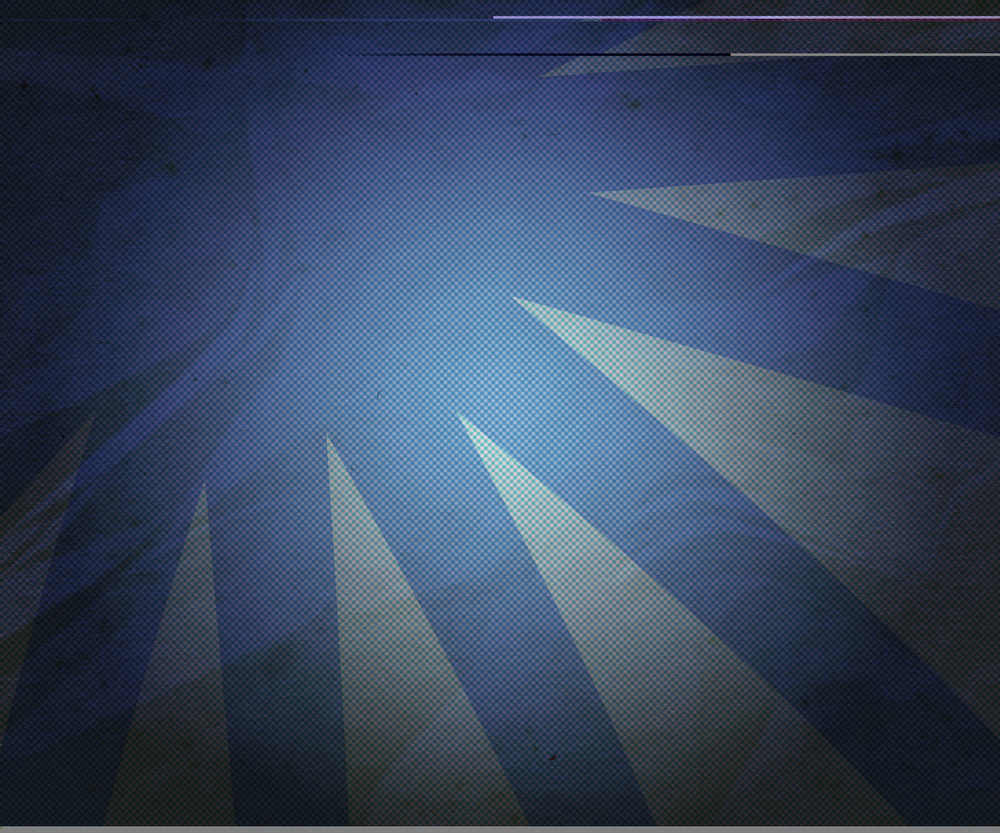 Blue Rays Background Texture