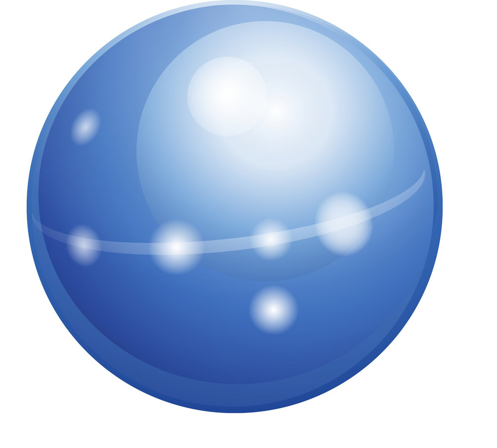 Blue Sphere