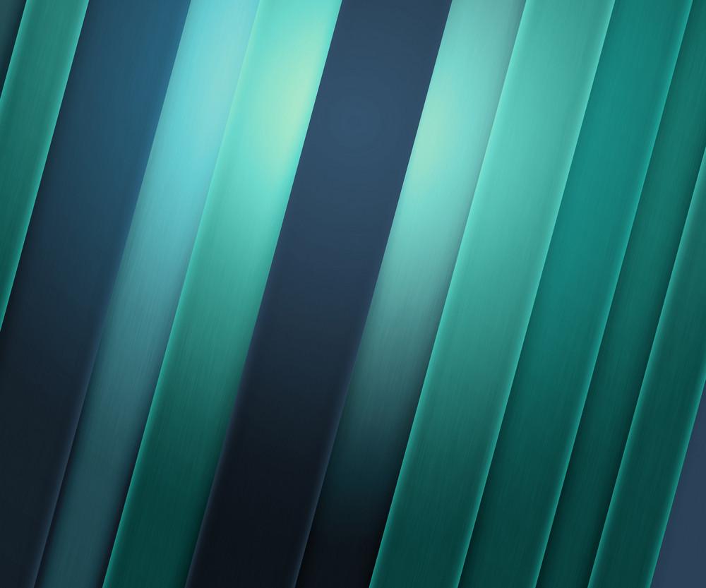 Blue Stripes Background