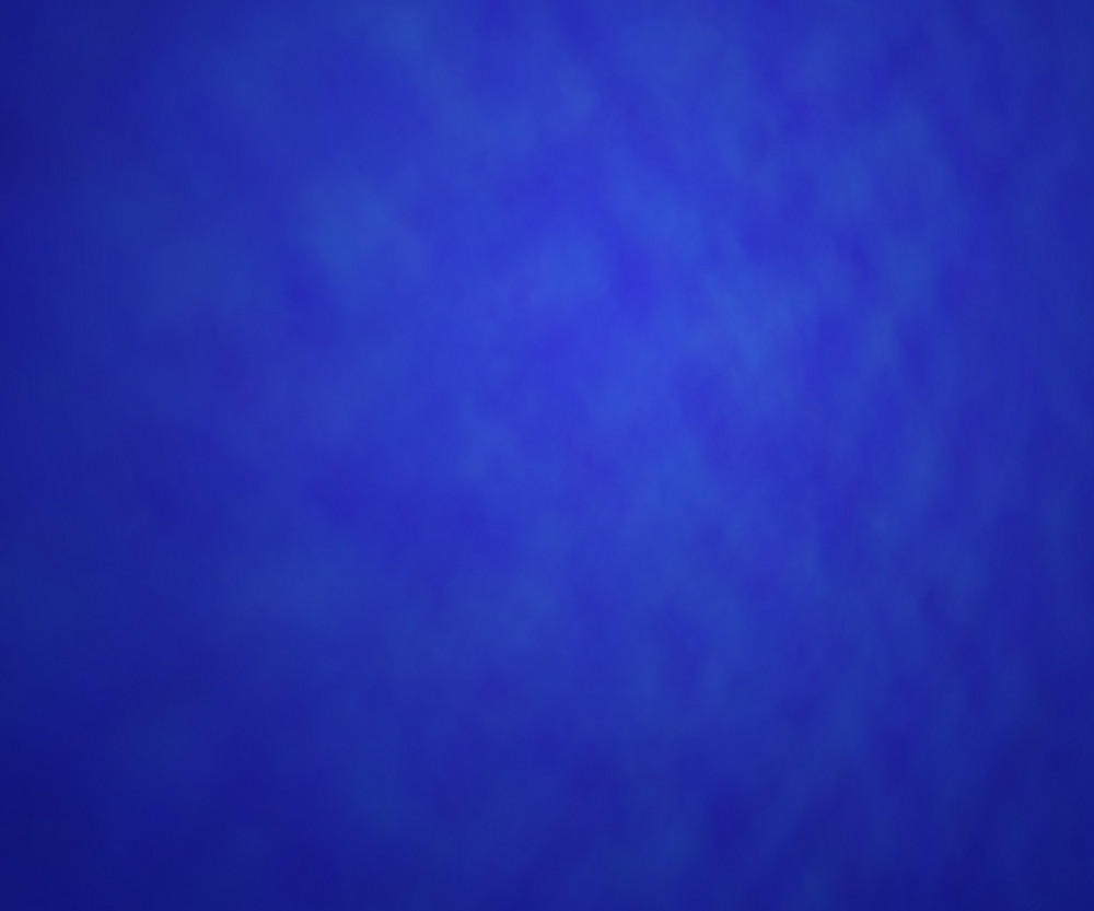 Blue Studio Photo Backdrop