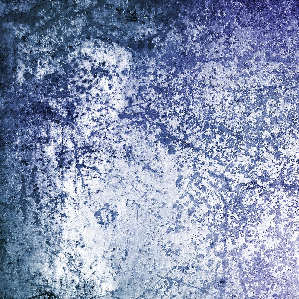 Blue Tones Grunge Background