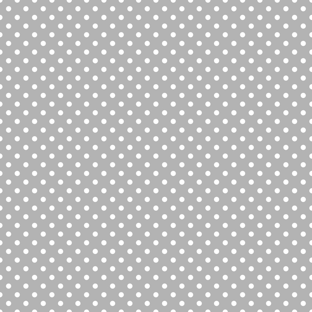 Pattern Of White Polka Dots On A Purple Background