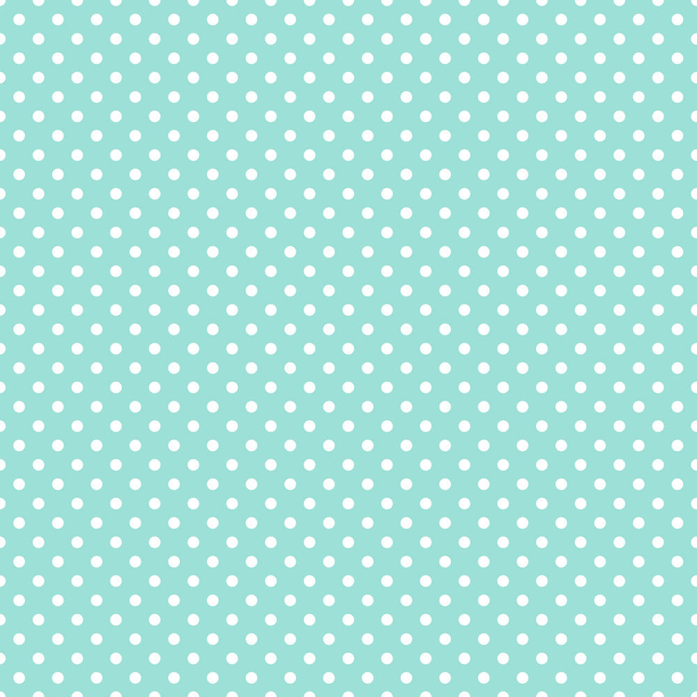 Pattern Of White Polka Dots On A Light Purple Background