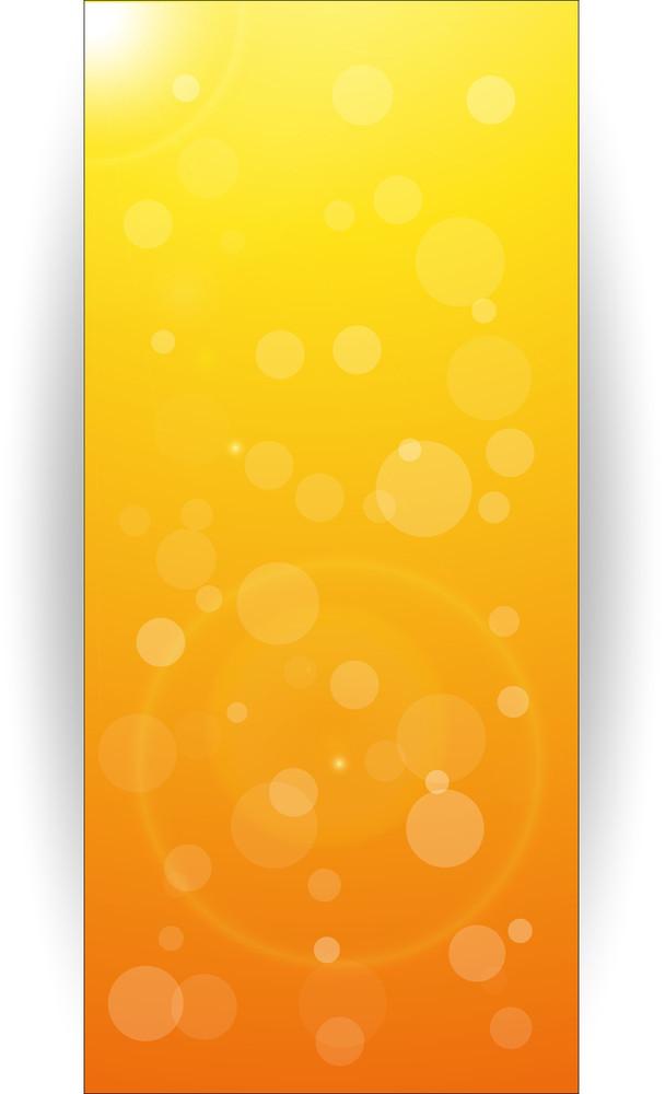 Blur Bubbles Banner