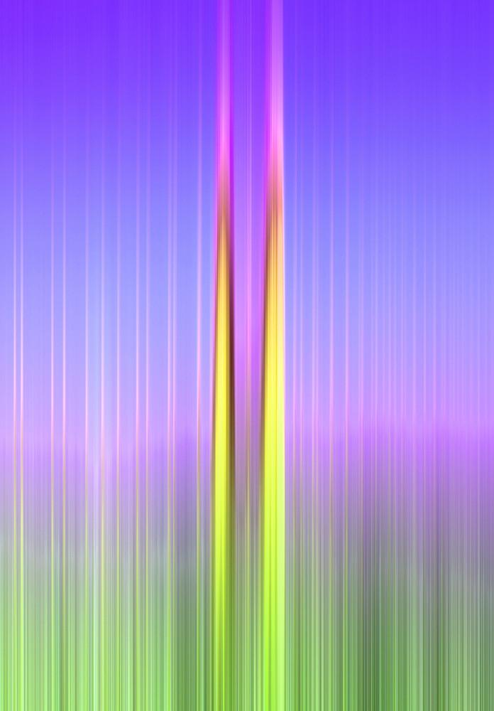 Blur Effect Lines Backdrop