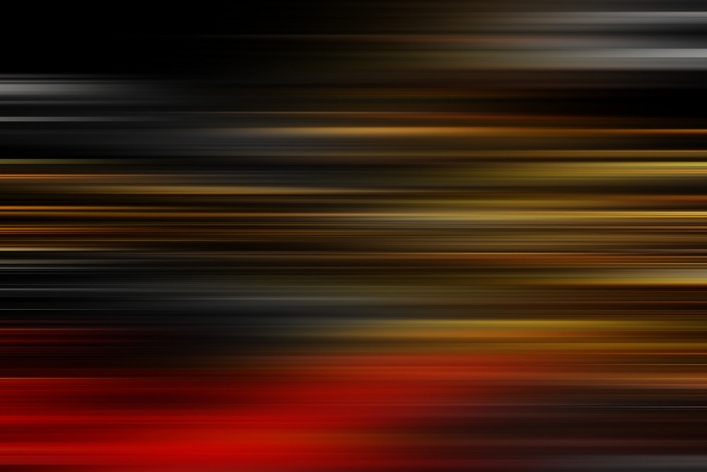 Blurred Colorful Lines Background
