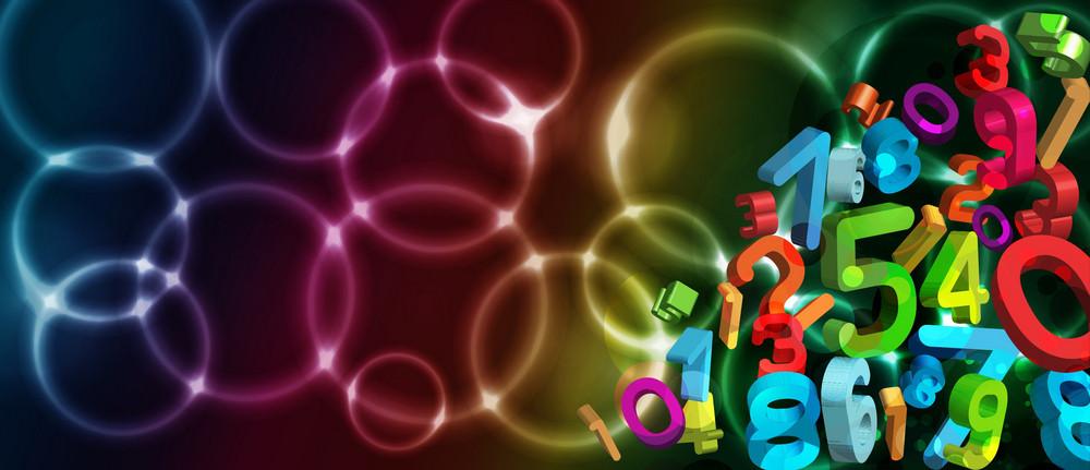 Bokeh Background Vector Illustration