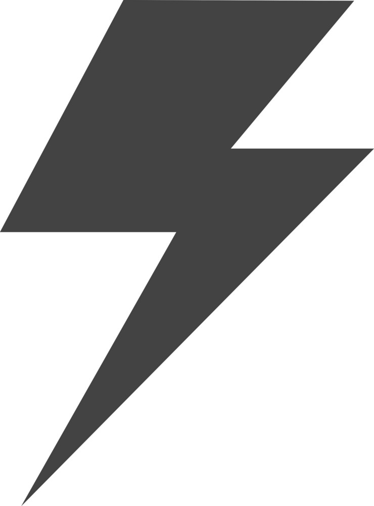Bolt Glyph Icon